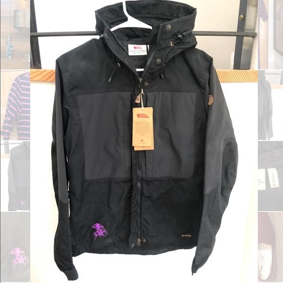 zuverlässige Qualität neueste Kaufen Sie Authentic NWT Fjallraven Keb Jacket Women's - Black on Black NWT